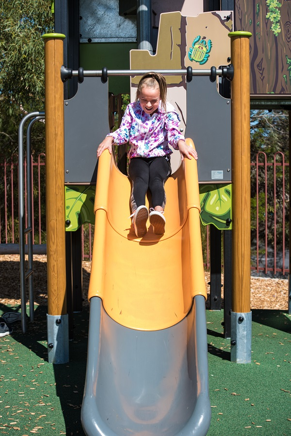 Tower - Kayak Slide