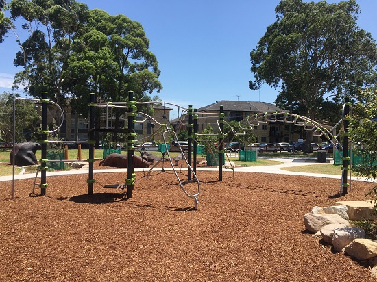 Eastlakes Reserve Playground