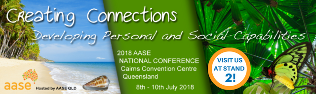 Proludic exhibitors at the 2018 Australian Association of Special Education National Conference