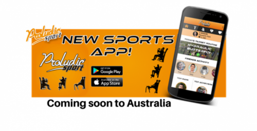 Proludic Sport App