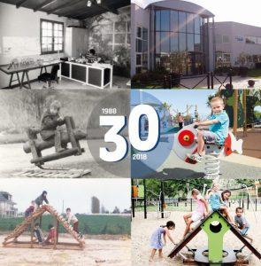 Proludic 30th Anniversary