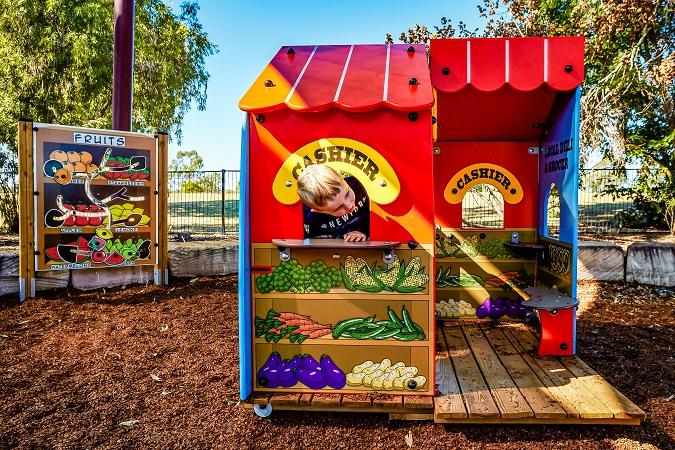 Leichhardt Park Playground