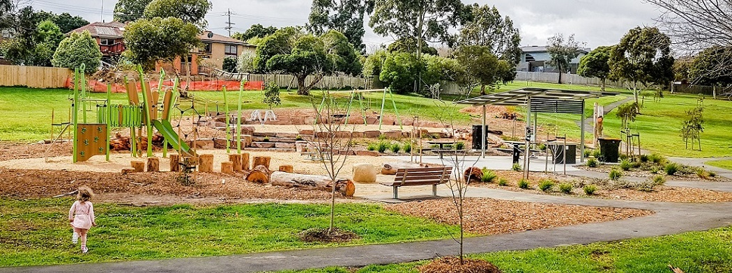 Sheahans Reserve Nature Playground