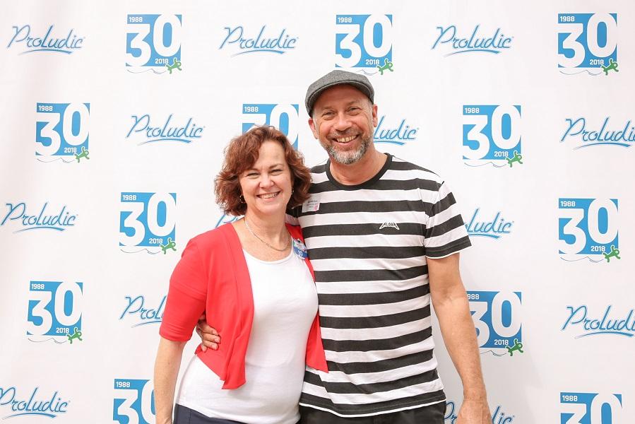 Proludic's 30-year Anniversary