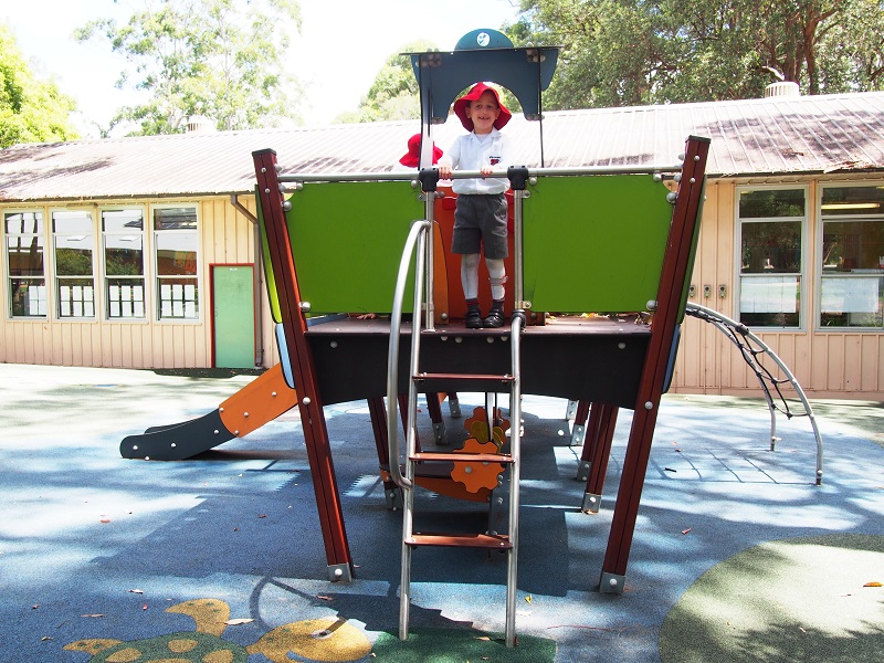 Warrawee Public School Playground