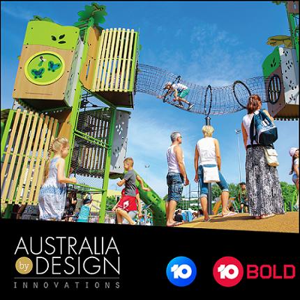 Australia by Design: Innovations Proludic Kanopé