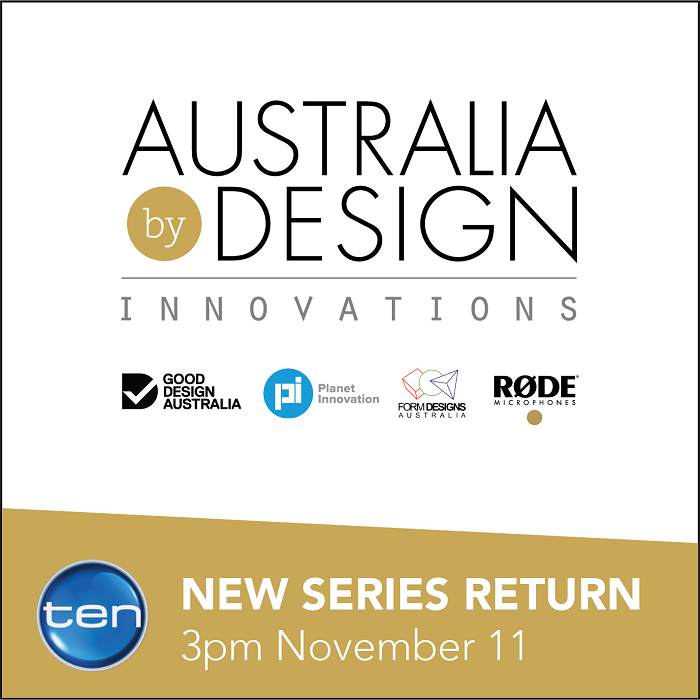 Australia by Design: Innovations