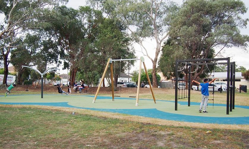 Bangor Park Playground