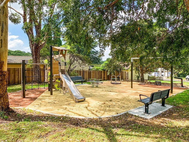 Bingara Road Reserve Playground