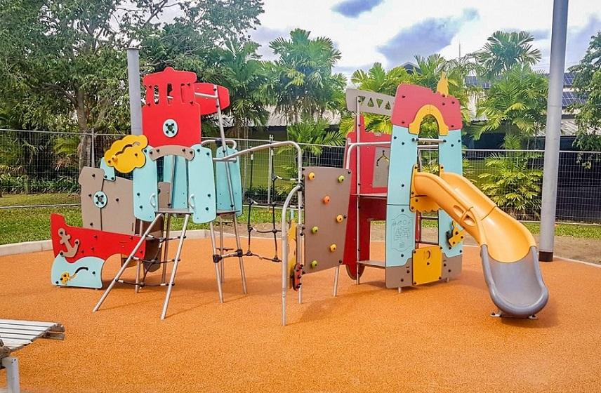 Brian Chong Wee Park Playground NT