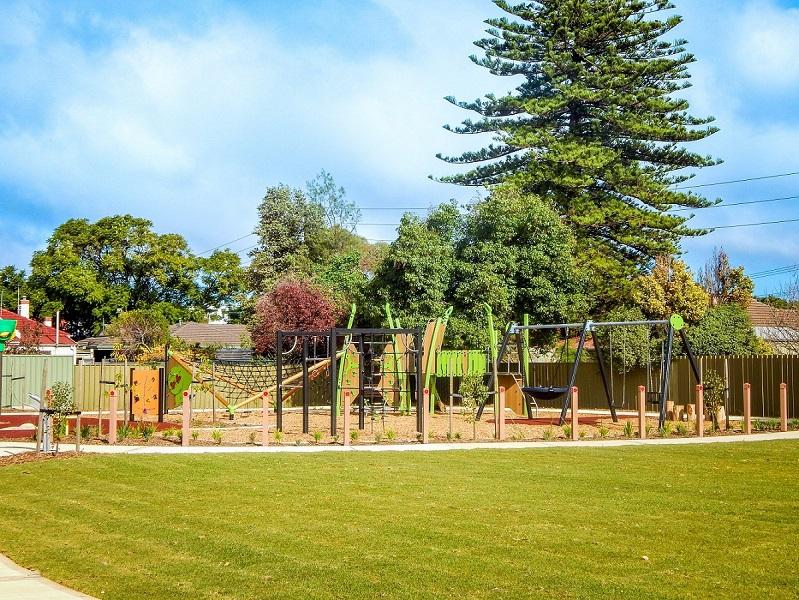 Stan Watson Playground SA