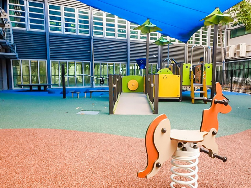 Townsville Hospital Paediatrics' Ward Playground QLD