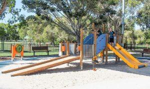 Graham Stewart Park playground