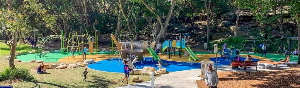 Parsley Bay Reserve Playground