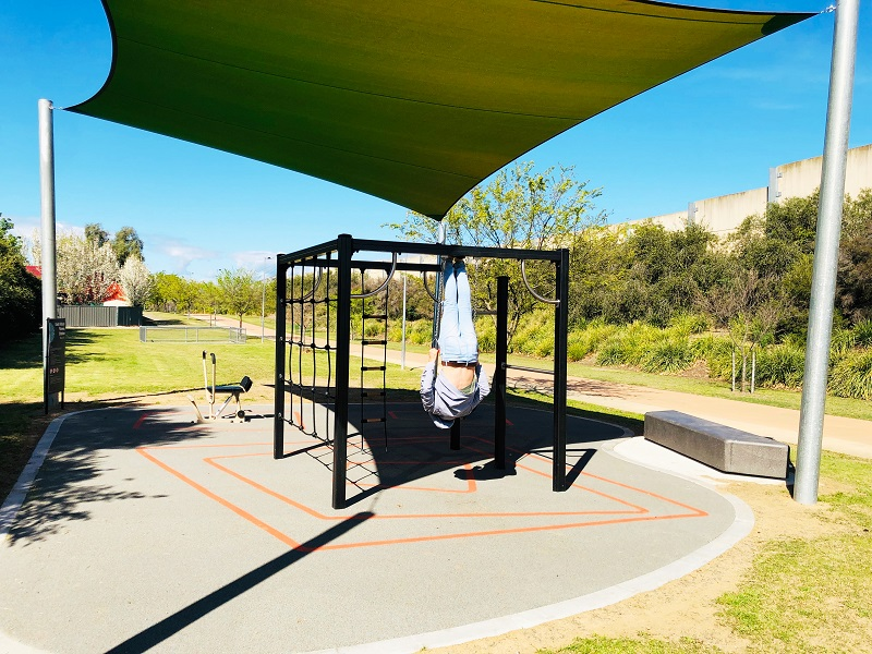 East Albury Outdoor Fitness Zone