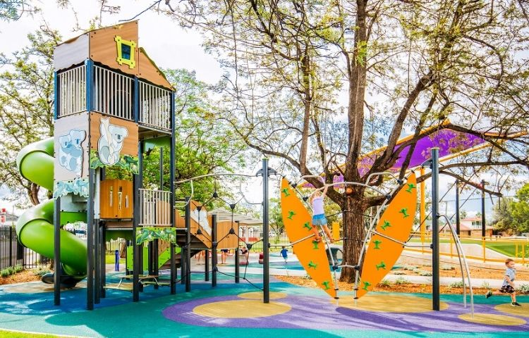 Proludic Play Tower