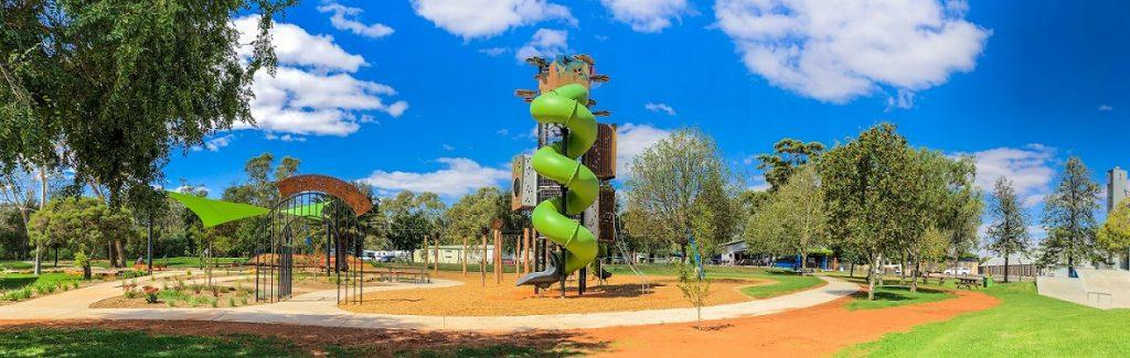 Riverside Park Adventure Playground