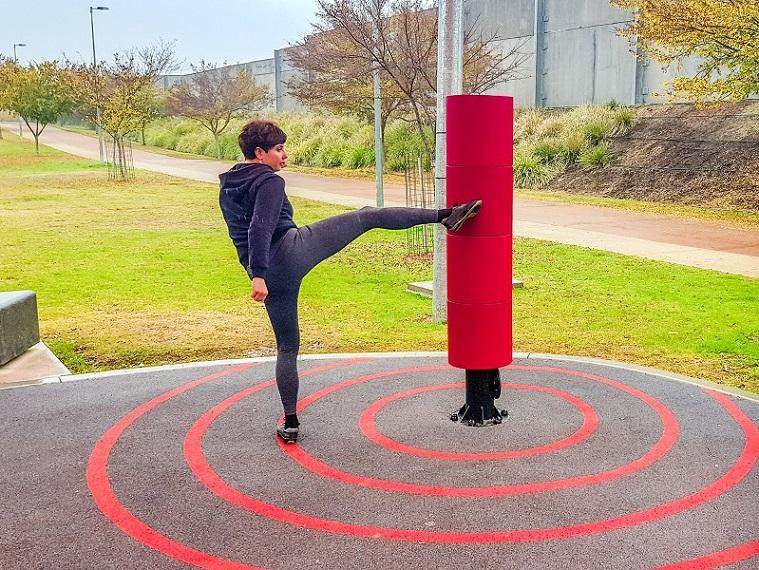 East Albury Outdoor Fitness Zones