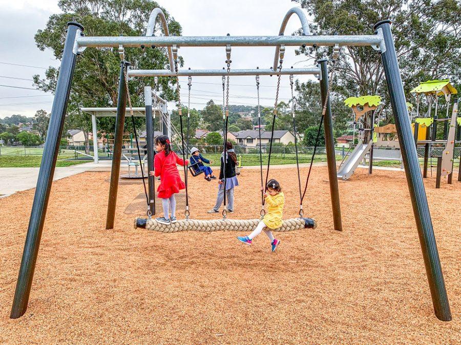 NSW – William Lawson Park Playground
