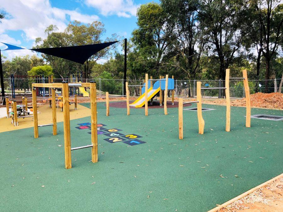 VIC – Barnawartha Primary School Inclusive Playground