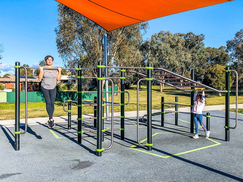 Inclusive Street Workout