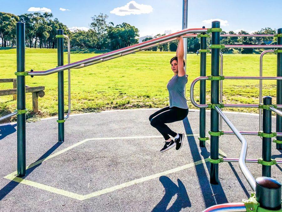 NSW – Ernest Grant Park Outdoor Fitness Zones Thurgoona