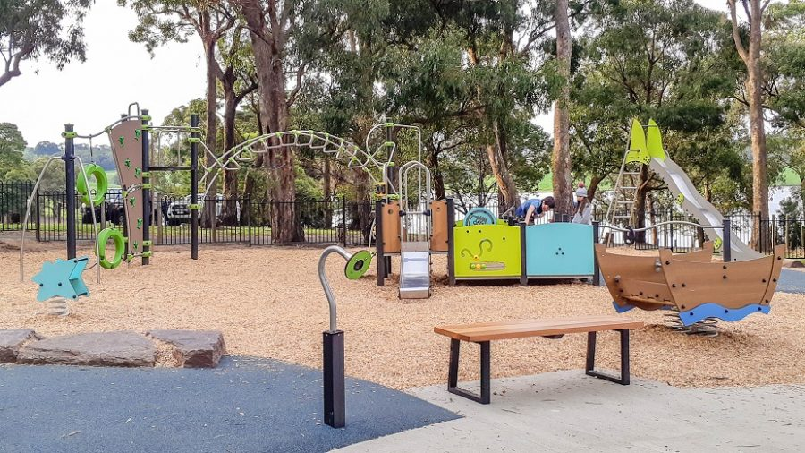 VIC – Blue Rock Lake All Abilities Adventure Playground