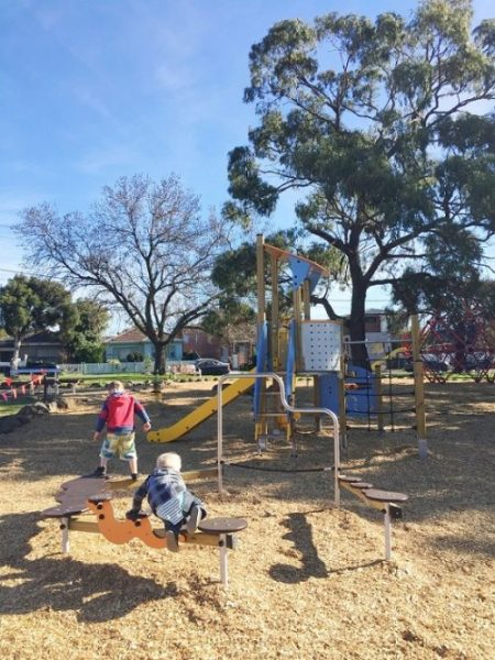 VIC – A. McDonald Reserve Playground
