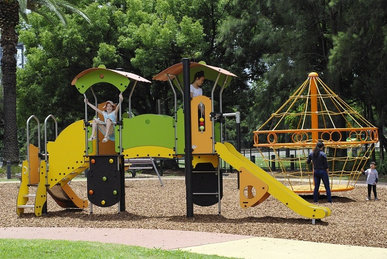 NSW – Airey Park Playground