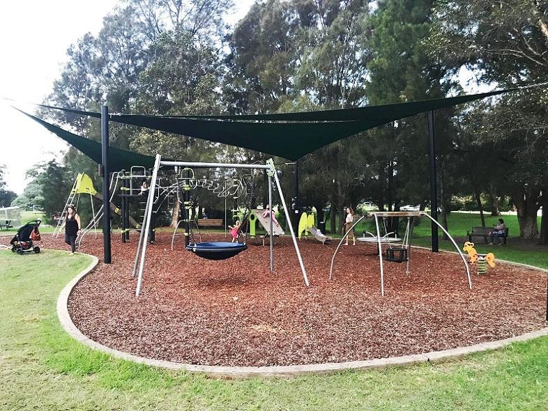 NSW – Allison Park Playground