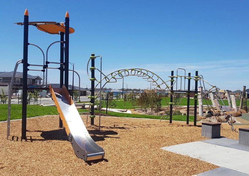 VIC – Annadale Estate Playground