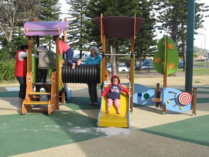 NSW – Apex Park playground