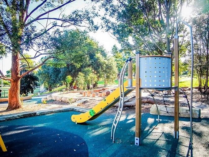 NSW – Asquith Park Playground
