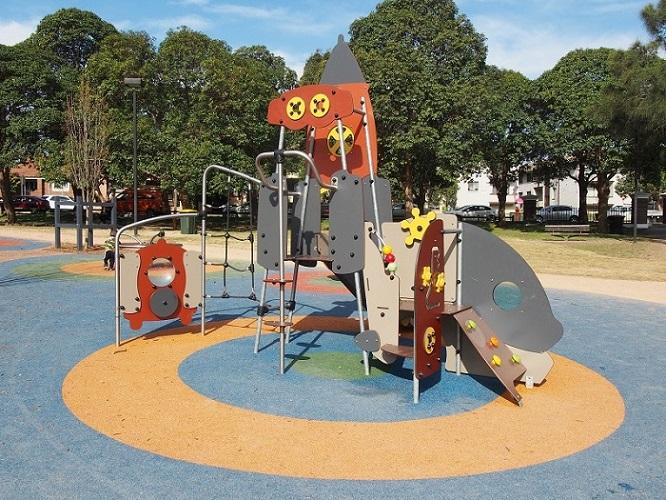 NSW – Auburn Park Playground
