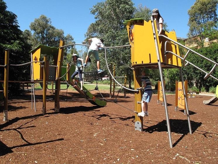 NSW – Austin Park Playground