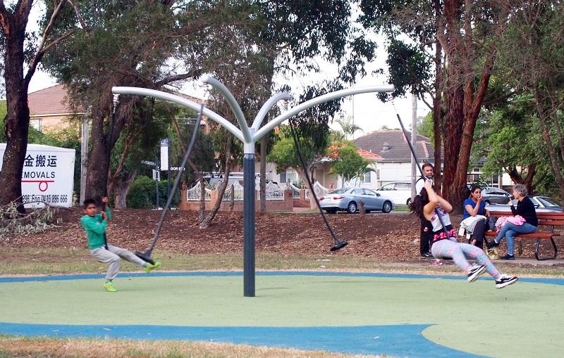 NSW – Bangor Park Playground