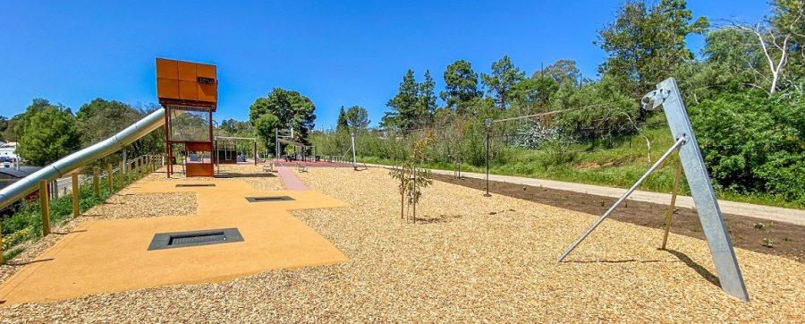 SA – Barossa Adventure Station, Angaston Playground