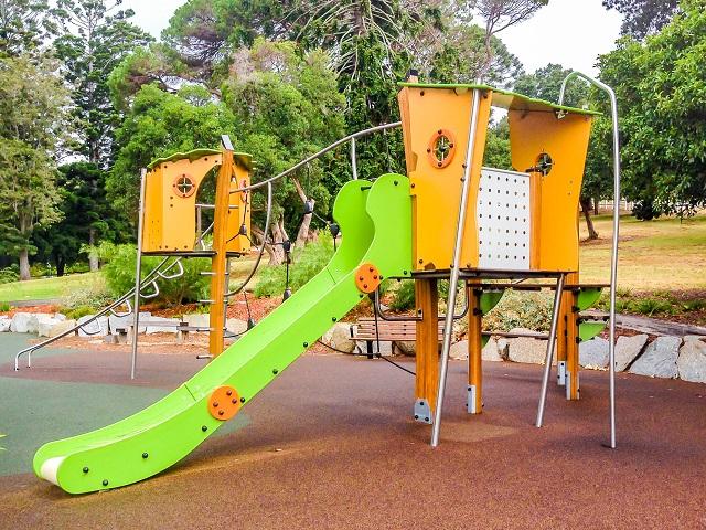 NSW – Bega Park Playground