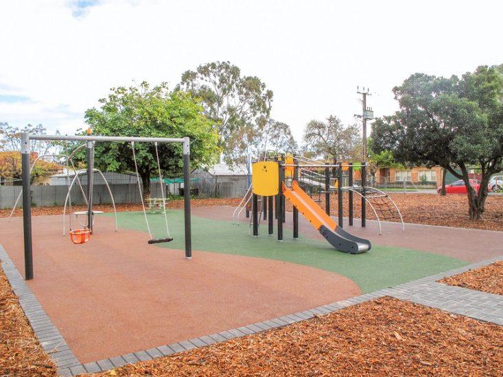 SA – Blair Athol Reserve Playground