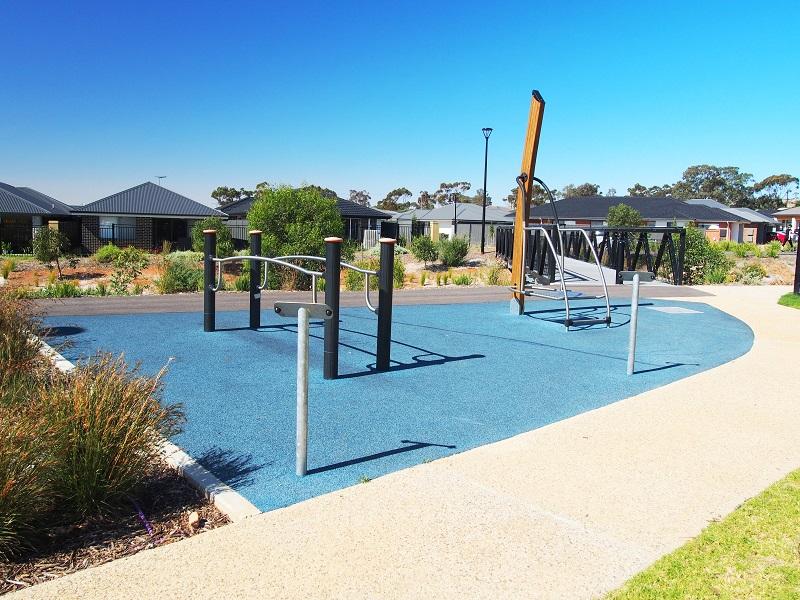 SA – Blue Tongue Creek fitness trail