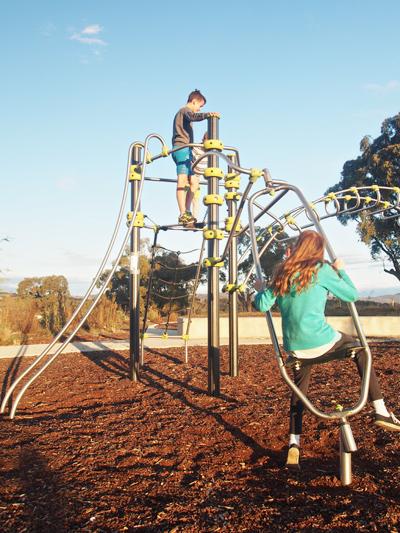 ACT – Bonner Estate 4 playground