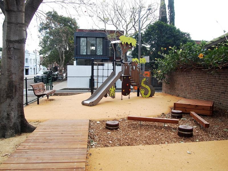 NSW – Bowden Playground