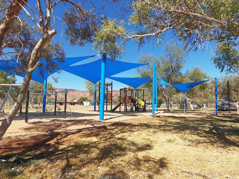 NT – Bradshaw Primary School Playground