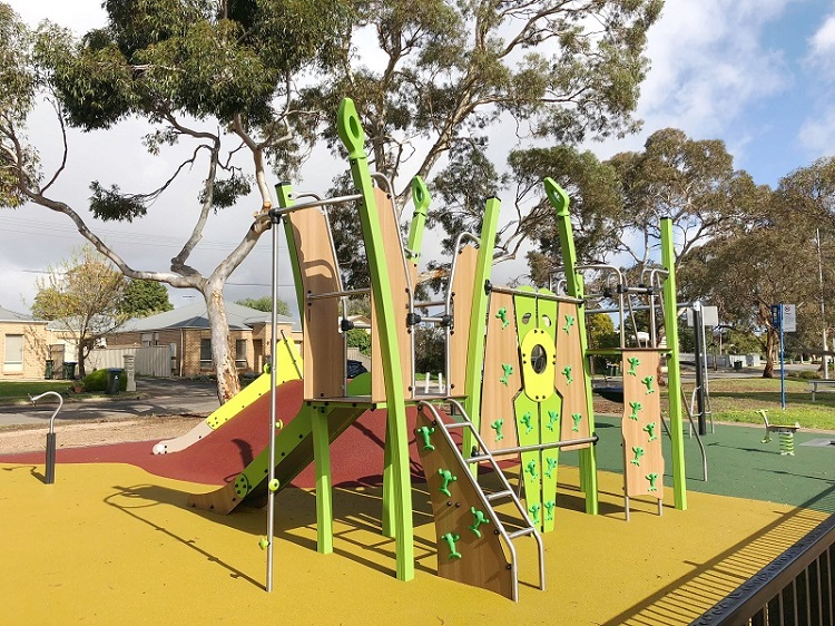 SA – Branson Avenue Reserve Playground