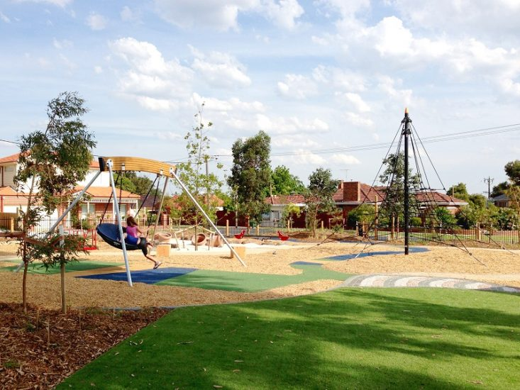 VIC – Brearley Reserve Playground