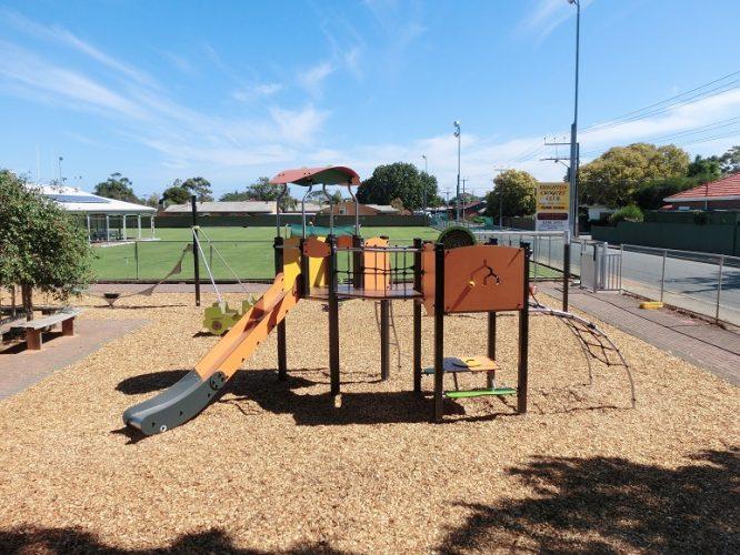 SA – Brighton Oval Playground