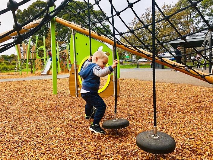 VIC – Buchanan Park Playground