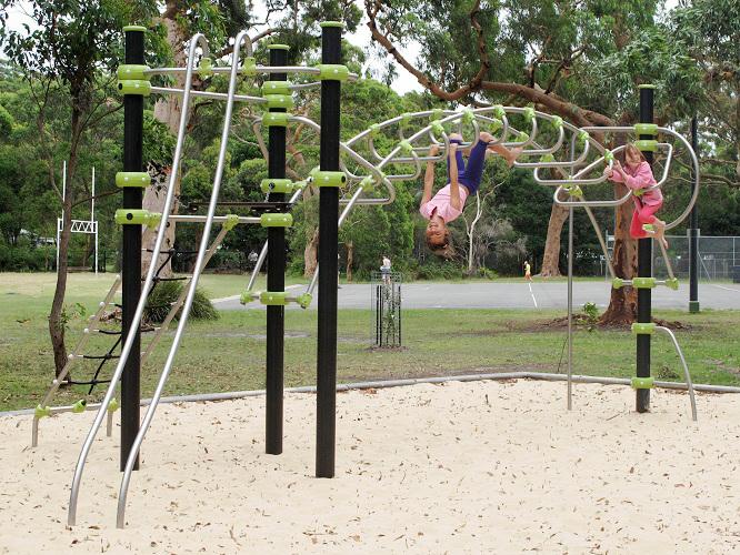 NSW – Bundeena Oval playground