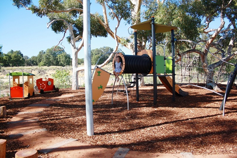 WA – Byford on the Scarp Playground