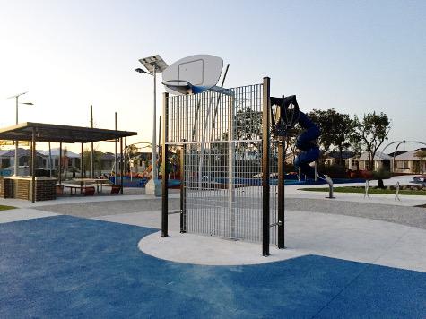 WA – Calleya Trampoline Park